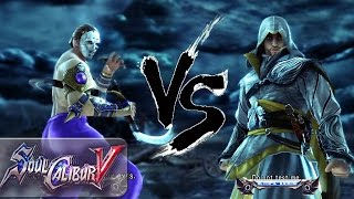Soul Calibur V replay of LilharrellAL (Maxi) going up against LostProvidence (Ezio Auditore)! → FOLLOW ME: https://twitter.com/AKumahMatata DONT ...