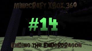 Minecraft Xbox 360 - Ending The Ender Dragon - #14 Rare Mobs (Endermen + Pink Sheep)