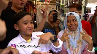 Video RAFFI BILLY & FRIENDS - Raffi Ahmad Belikan Bowo Alpenliebe dan Nurani Jam Tangan! (29/7/18) Part2 MP3, 3GP, MP4, WEBM, AVI, FLV Agustus 2018