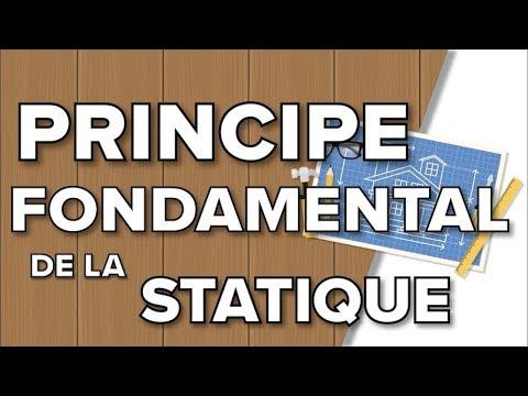 Principe Fondamental de la Statique (PFS) - Terminale SI / STI2D