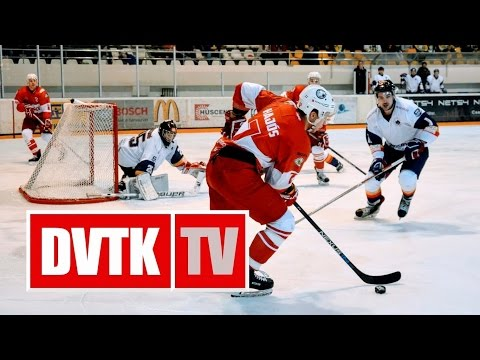 MOL 152: DVTK Jegesmedvék - HK Beograd 3-5