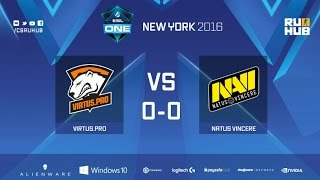 Na'Vi vs VP, game 2