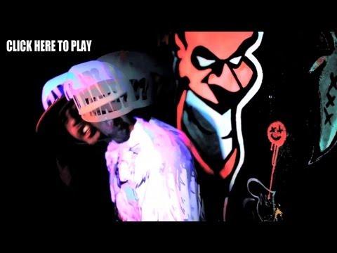 Nu Jerzey Devil ft. Kid Red & Ben J (New Boyz) Everything's a Blur - Official Video (видео)