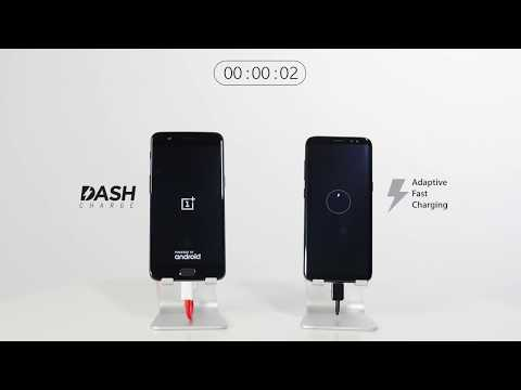 How fast is Dash Charge?