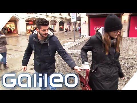 Diebstahl-Gadgets   Galileo   ProSieben