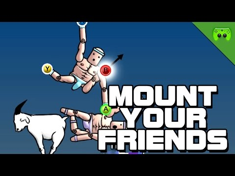 MOUNT YOUR FRIENDS # 5 - Gegenwind «» Let's Play Mount Your Friends | HD