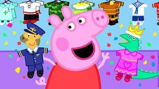 Video Peppa Pig Full Episodes | The Doll Hospital | Cartoons for Children MP3, 3GP, MP4, WEBM, AVI, FLV Juli 2019