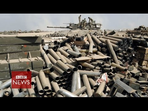 What - Daniel Taub (Israel's Ambassador to the UK) and Mustafa Barghouti (Head of the Palestinian National Initiative) debate the ongoing crisis in Gaza. Subscribe to BBC News HERE http://bit.ly/1rbfU...