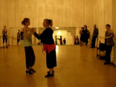 Урок болео, аргентинское танго - Эльвира Малишевская