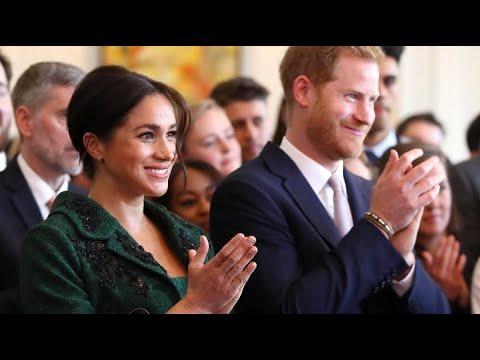 Harry und Meghan: Erster Instagram-Post bricht Rekord ...