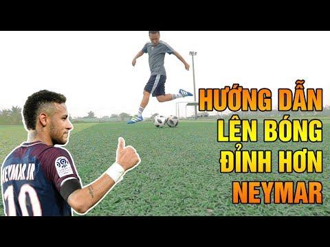 Đỗ Kim Phúc Hướng Dẫn Bóng Đá Kỹ Năng Lên Bóng Đỉnh Hơn Neymar - Thời lượng: 5:34.