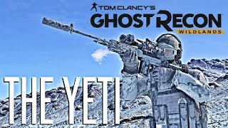 A YETI AND HIS AK-47 - Ghost Recon Wildlands Solo Missions (Extreme Difficulty)