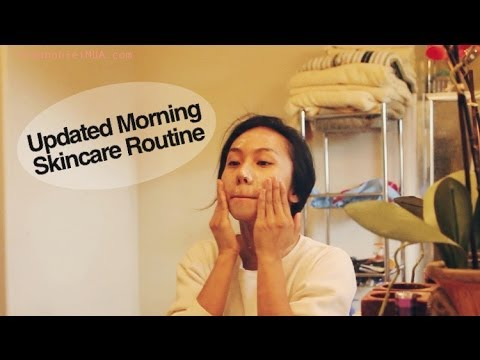 Morning Skincare Routine (Oily Acne Prone Skin) | shannonleiMUA