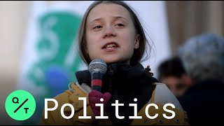 Greta Thunberg: We Must Make World Leaders Protect Our Future