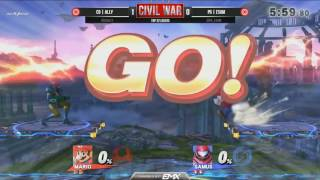 ESAM the Narrative Killer – 2GG Civil War