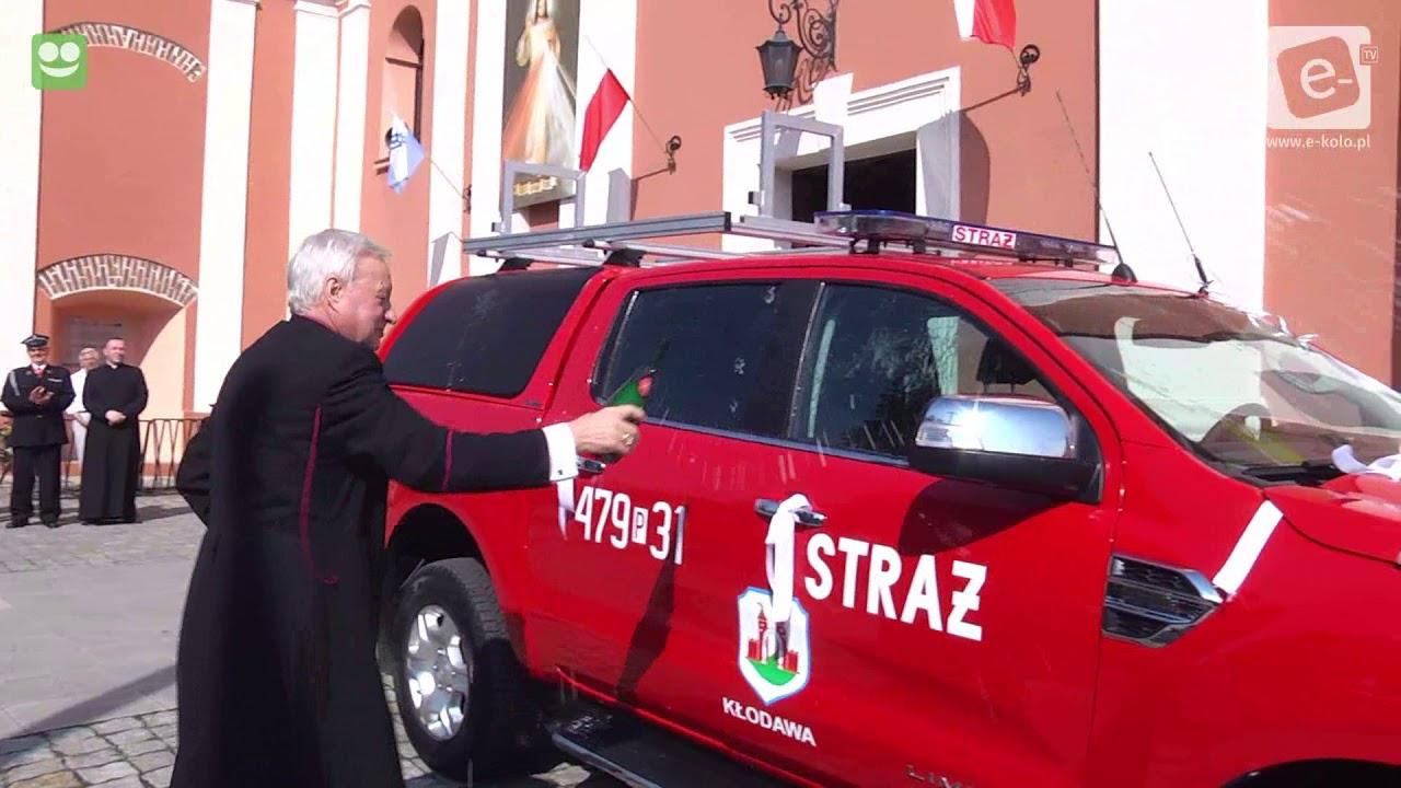 Gminne Obchody Święta Strażaka w Kłodawie