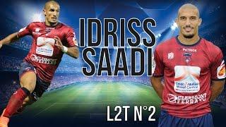 Idriss Saadi est un attaquant du Clermont Foot. Il était le meilleur buteur de Ligue 2 jusqu'à sa blessure. Il a inscrit 11 buts au...