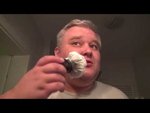 Shave Review: Klar Seifen Lemongrass soap and Classic Aftershave