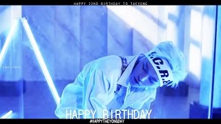 160701 Lee Taeyong Happy 22nd Birthday 생일축하합니다 ♡ 태용이 날사랑하게하기위해서고마워요! สุขสันต์วันเกิด♡แทยง ขอบ...