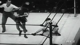 Sugar Ray Robinson Knockouts&Highlights