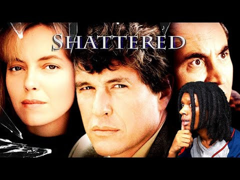 SHATTERED (1991) MOVIE REACTION! FIRST TIME WATCHING!!