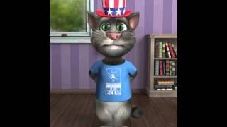 Talking Tom Rajnikant Joke