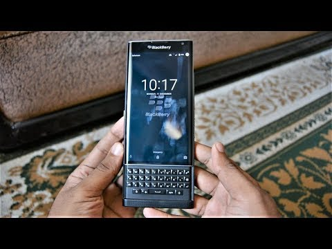 BlackBerry Priv || 2017 Experience