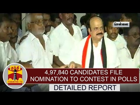 4-97-840-Candidates-file-nomination-to-contest-in-Local-Body-Elections-Detailed-Report