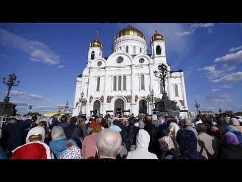 Ρωσία: Τα λείψανα του Αγίου Νικολάου στη Μόσχα