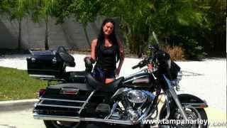 10. Used 2006 Harley-Davidson FLHTC Electra Glide Classic for Sale
