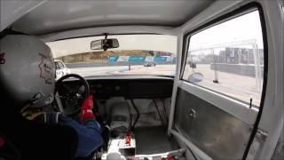 Circuito Vila Real 2017 Victor Araújo CNCC 1300 acidente t.cronos