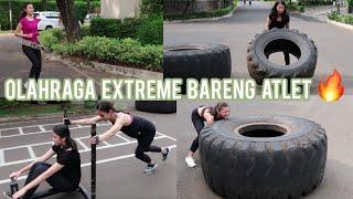 Video Workout Bareng Pemain Anak Langit (ft. Marcella Daryanani, Angela Gilsha, Sabina Katya) MP3, 3GP, MP4, WEBM, AVI, FLV Juli 2019