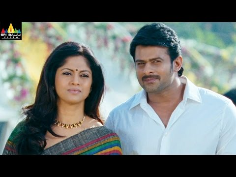 Video Mirchi Movie Nadhiya Intro as Wedding Planner   Prabhas, Anushka, Richa   Sri Balaji Video download in MP3, 3GP, MP4, WEBM, AVI, FLV January 2017