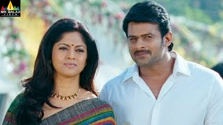 Mirchi - Nadhiya as Wedding Decorator - 1080p