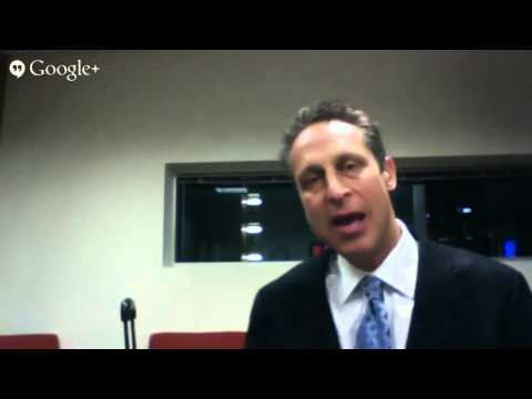 10 Day Detox Diet – with Dr. Mark Hyman – live hangout on air