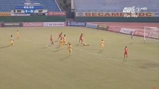 V-League 2016 Dang Van Lam ALL SAVES, công phượng, u23 việt nam, vleague