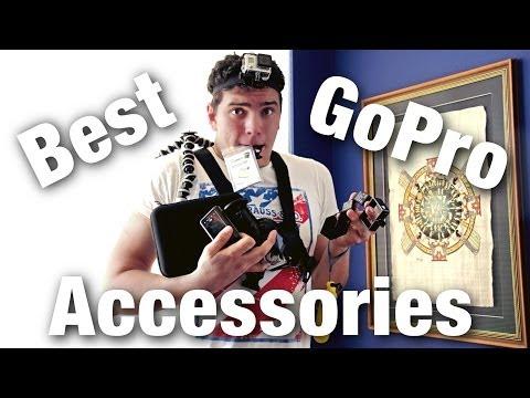i migliori accessori per gopro. essenziali!