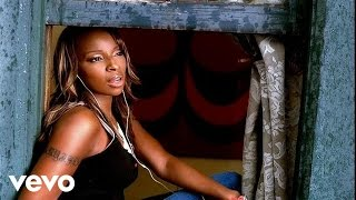 Mary J. Blige videoklipp Love At First Sight (feat. Method Man)