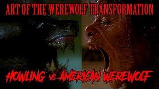 Video Art of the werewolf transformation - THE HOWLING vs AN AMERICAN WEREWOLF IN LONDON MP3, 3GP, MP4, WEBM, AVI, FLV Oktober 2018