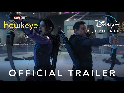 Marvel Studios' Hawkeye | Official Trailer | Disney+