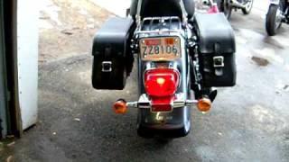 6. 2004 Suzuki Intruder VL1500