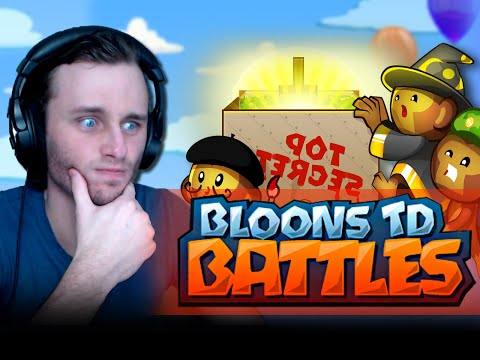 Bloons TD Battles | Unlocking the Mage?