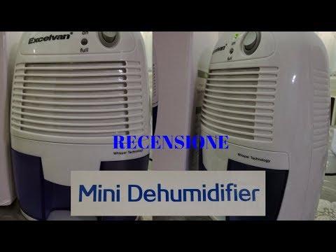 DEUMIDIFICATORE 500 ml RECENSIONE