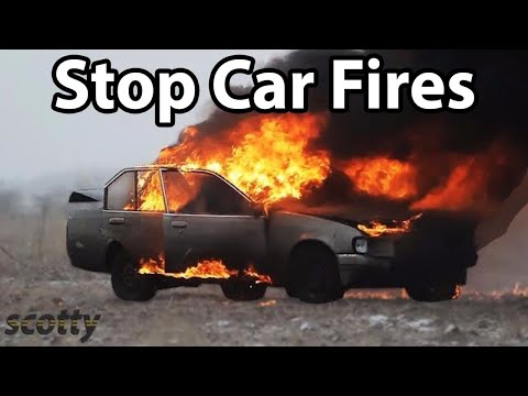 How To Stop Car Fires