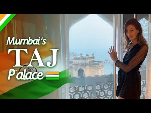 1 Night at the Taj Hotel - Mumbai's Legendary Luxury Hotel #travelvlog #mumbai #india