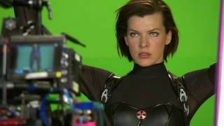 Nonton Resident Evil  Retribution  2012    Behind The Scenes 5 Film Subtitle Indonesia Streaming Movie Download