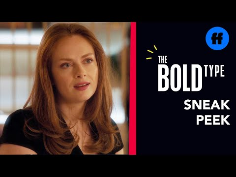 The Bold Type Season 4 Finale | Sneak Peek: Kat & Eva Flirt Over Drinks | Freeform