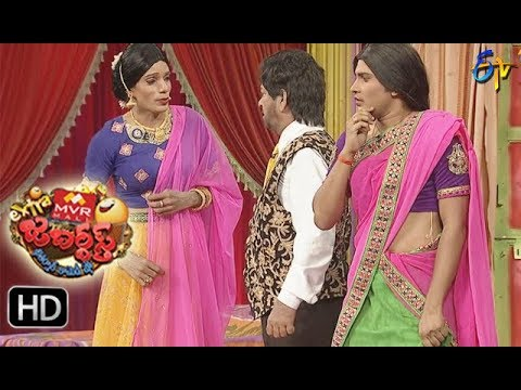 Rocking Rakesh Performance | Extra Jabardasth| 20th October 2017