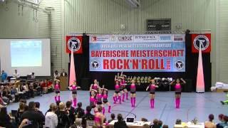 Rock Busters - Bayerische Meisterschaft 2014