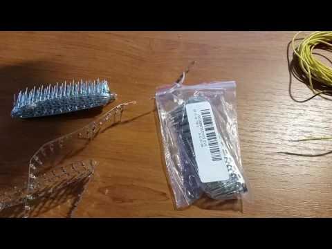 Dupont male pin connectors from Banggood